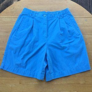 90s Lizsport Mom Shorts 6 Pleated Liz Claiborne
